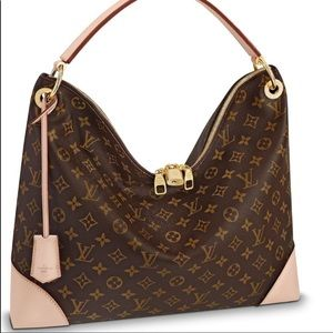 Authentic Louis Vuitton Berri MM - excellent!!